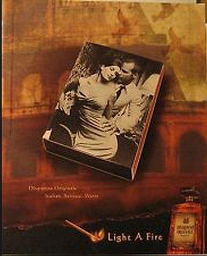 print-ad-for-amaretto-disaronno-1999-light-a-fire-magazine-print-ad