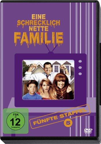 Eine schrecklich nette Familie - Fünfte Staffel (3 DVDs)