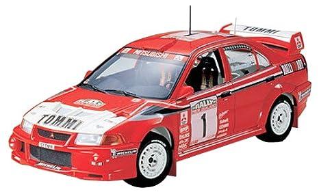 Tamiya - 24220 - Mitsubishi Lancer Evo VI WRC 1/24