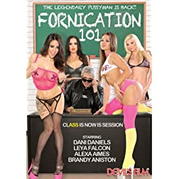 Pussyman's Fornication 101