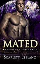 Romance: Paranormal Romance: Mated (bbw Interracial Bwwm Romance With Bad Boy Werewolf Shifter) (fun, Sexy, Mature Young Adult Romance)