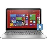 HP ENVY 15t Touch QHD Laptop PC (Intel Core i7-5500u, Windows 8.1, 4GB Nvidia 950M GTX Graphics, 15.6-Inch UWVA Touchscreen Display (3200x1800), 500GB Eluktro Pro Performance SSD, 16GB RAM)