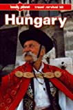 img - for Lonely Planet Hungary (Lonely Planet Travel Survival Kit) book / textbook / text book