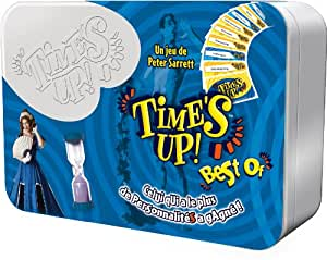 Asmodee - TU05 - Jeu d'ambiance - Time's Up! Best Of