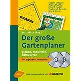 """Der gro�e Gartenplaner: planen, entwerfen, kalkulierenvon """"Peter Wirth"""""""