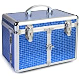 Cosmetic Jewelry Train Case by JUMBL™