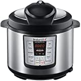 Instant Pot IP-LUX60 6-in-1 Programmable Pressure Cooker, 6.33-Quart