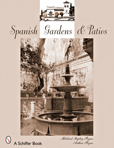 Spanish Gardens and Patios