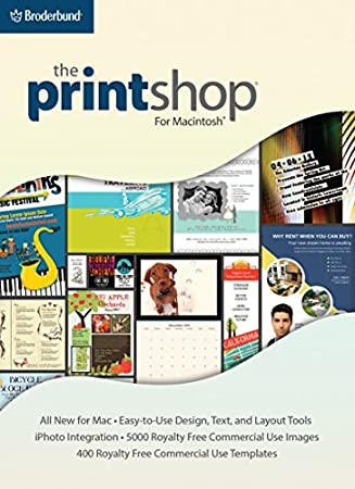 The Print Shop for Mac [Download]