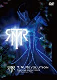 T.M.R. LIVE REVOLUTION '12 -15th Anniversary FINAL- [DVD]