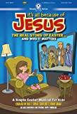 img - for It's All Because of Jesus: The Real Story of Easter... and Why It Matters (Simple Plus for Kids) book / textbook / text book