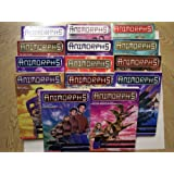 Animorphs 14 Books Set (2,3,4,5,6,7,10,11,1...