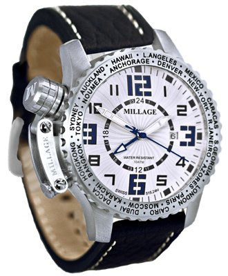 Millage Moscow Collection - W-BLU-BLK-LB