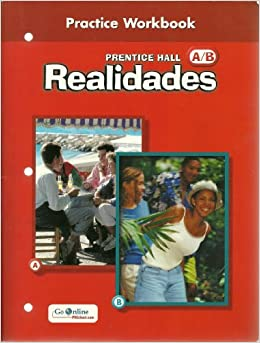 Realidades 3 textbook answer key