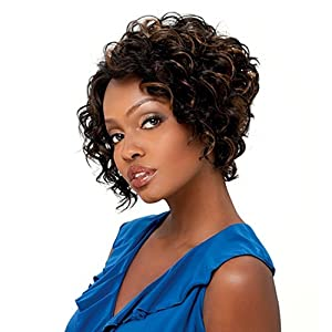 Sensationnel Empress Synthetic Lace Front Wig - Natalie-DX4130