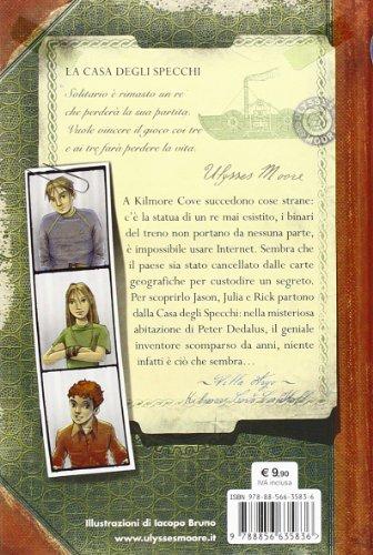 Libro la casa degli specchi 3 di ulysses moore - Casa degli specchi ...