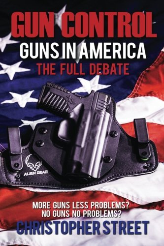 less gun control This list serves as a rebuttal of the listverse list 10 arguments for gun control by morris m forcing whitman to take cover and fire less often and less.