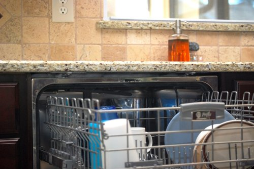 Dishwasher Granite Countertop : Granite Grabbers Dishwasher Mounting Brackets Hardware Building ...