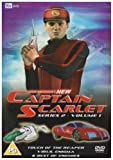 Gerry Anderson's New Captain Scarlet: Series 2 - Volume 1 [DVD]