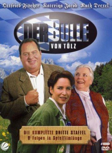 Der Bulle von Tölz - Staffel 3 (4 DVDs)