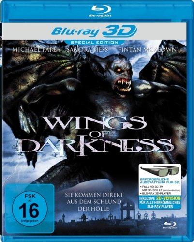 Wings of Darkness - Sie kommen direkt aus dem Schlund der Hölle (Special Edition) [Blu-ray 3D]