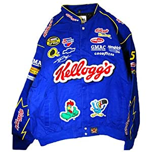 Kyle Busch Twill Cotton Jacket 4x