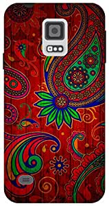 The Racoon Lean Taste of India hard plastic printed back case for Samsung Galaxy S5
