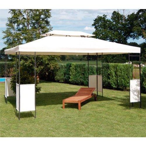 garten pavillon 3x4m von gmbh. Black Bedroom Furniture Sets. Home Design Ideas