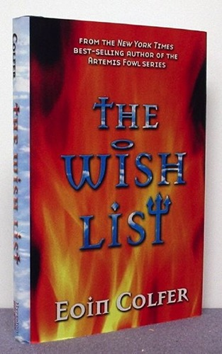 the wish list eoin colfer pdf