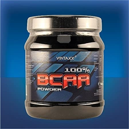 Vintaxx - 100% BCAA Powder 500g Dose