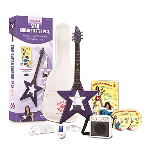 Daisy Rock Star Electric Short Scale Starter Pack (Starter Star Shorts compare prices)