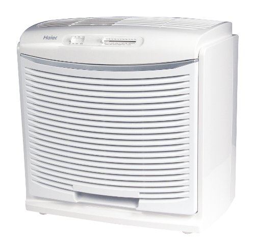 Haier HAPM100 100 CADR HEPA Air Purifier with Mechanical Controls