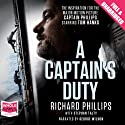 A Captain's Duty Audiobook by Richard Phillips, Stephan Talty Narrated by George Wilson