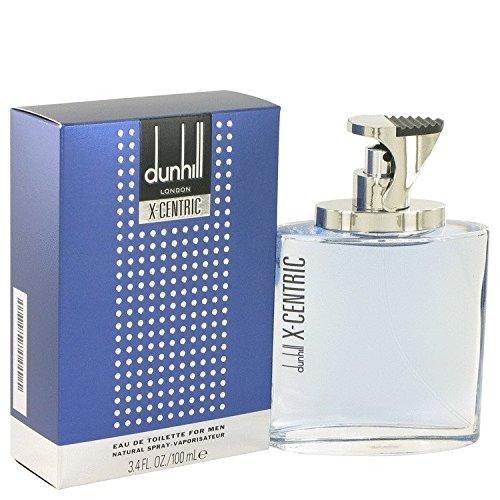 Alfred Dunhill London X-Centric Eau de Toilette Vaporizzatore, Uomo - 100 ml