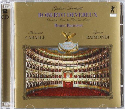 Roberto Devereux (Montserrat Caballe/Raimondi) - Donizetti - CD