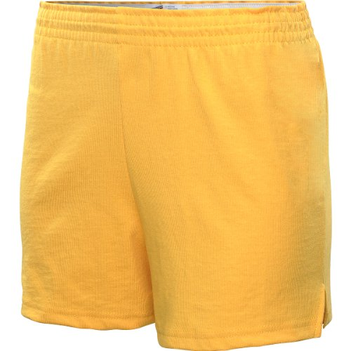 SOFFE Juniors' Authentic Shorts - Size: Large, Gold