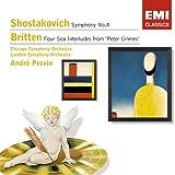 Symphony No 4 / Four Sea Interludes