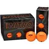 Nitro Distance Golf Ball (12-Pack), Improved Quality