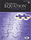 img - for By Acerra The Learning Equation Intermediate Algebra Student Workbook, Version 3.5 Online (Available Titles Ce (4th Fourth Edition) [Paperback] book / textbook / text book