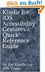 Kindle for iOS Accessibility Gestures...