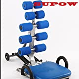 SUPOW(TM) Ab Armrest Abdominal Trainer/Six Pack Care Abdominal Machine/Twister AB Rocket Abdominal Trainer For Crunch & Sit-up Excercise