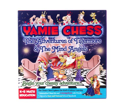 Yamie Chess School Assistant: K-8 Supplemental Math Learning Toy front-475982