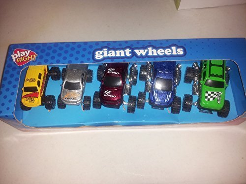 Play Right giant wheels