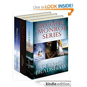 FREE KINDLE BOOK: Sloane Monroe Series Boxed Set (Books 1-3)