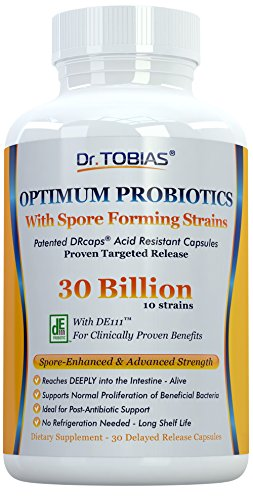 Optimum Probiotics for healthy digestion