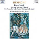 Respighi: Piano Music
