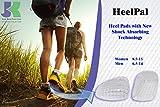DR-JK-Heel-Pads-and-Heel-Grips-HeelPal-Kit-8-Piece-of-Heel-Cups-Shoe-Inserts-and-Shoe-Insoles-for-Women-and-Men-Heel-Spur-Heel-Protectors-Foot-Pads-Heel-Support-Heel-Care