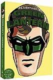 echange, troc Coffret 2 DVD + 1 masque - Les aventures de Green Lantern