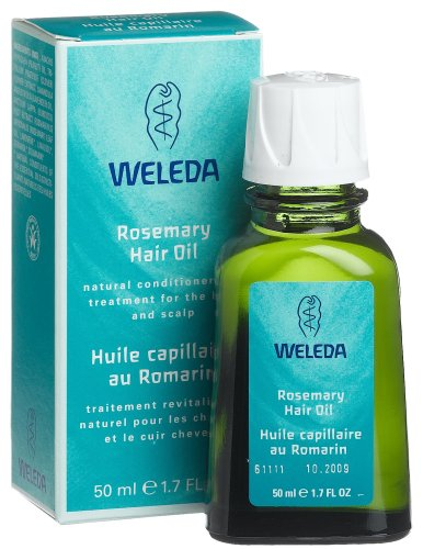 Weleda Body Care - Rosemary Hair Oil 1.7 oz