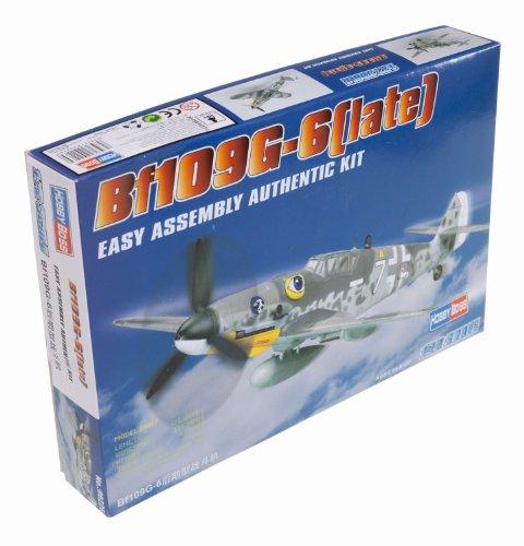 Hobby Boss Bf 109G-6 Late Airplane Model Building Kit